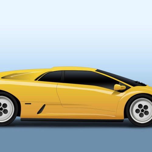 Lamborghini Diablo by Chimenti