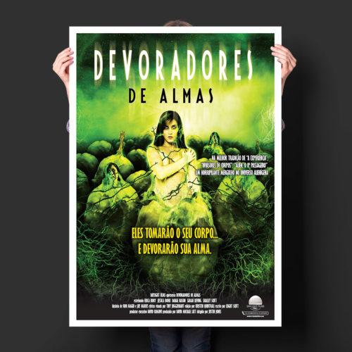 Poster do filme Devoradores de Almas