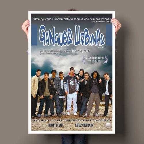 Poster do filme Gangues Urbanas