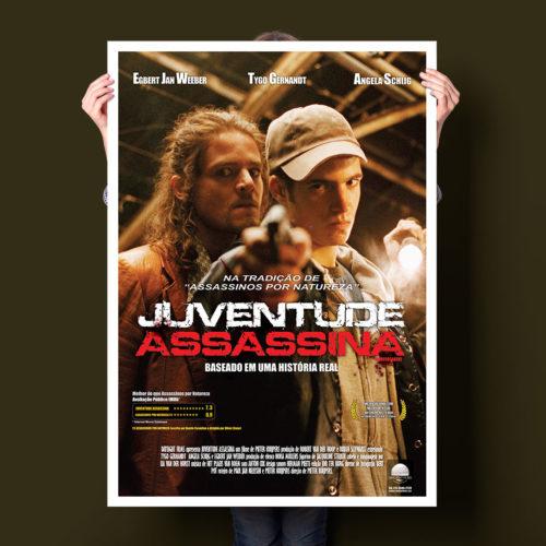 Poster do filme Juventude Assassina