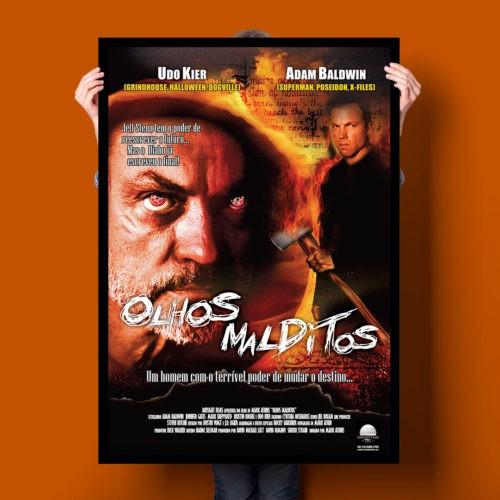 Poster do filme Olhos Malditos