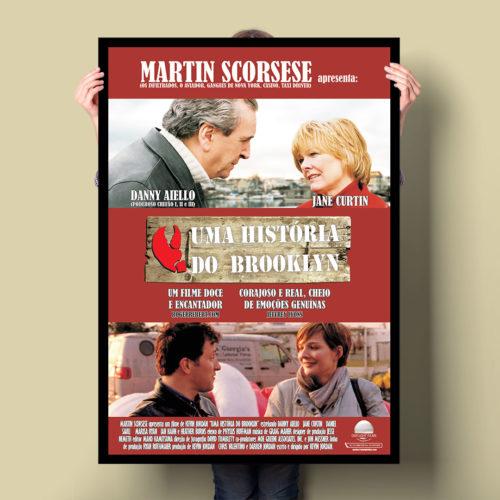 Poster do filme Uma História do Brooklyn