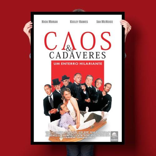 Poster do filme Caos e Cadáveres
