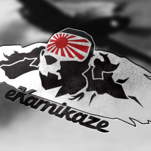 Logo - Esquadrão Kamikaze