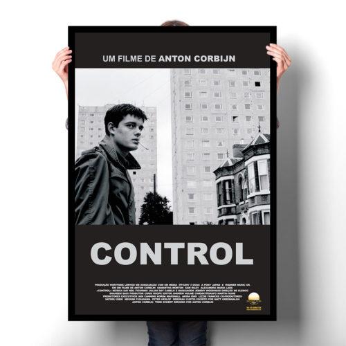 Poster do filme Control