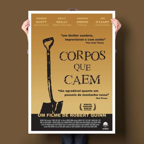 Poster do filme Corpos que Caem