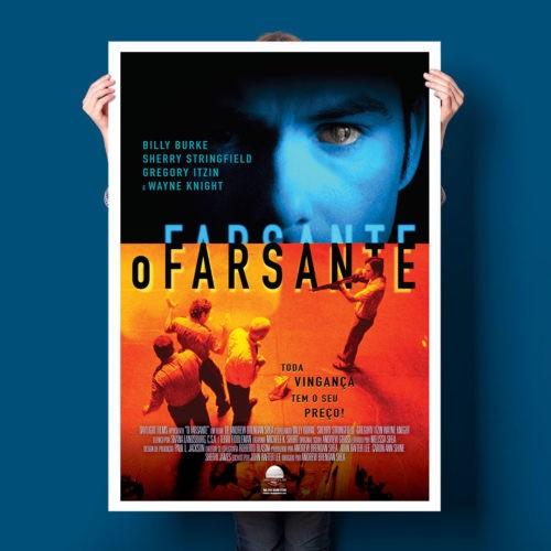 Poster do filme O Farsante