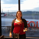 De avião até Salvador